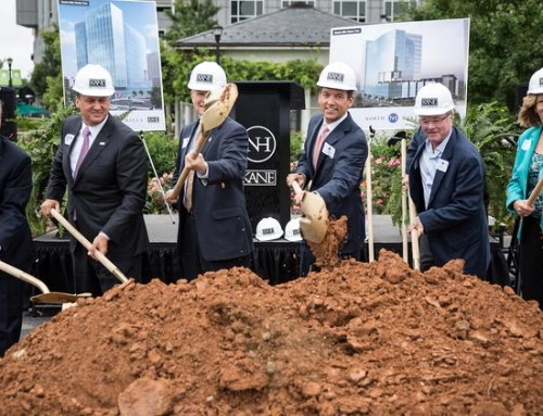 Kane brings in new JV partner to build new North Hills office building
